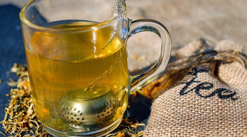 lectura de las hojas de té